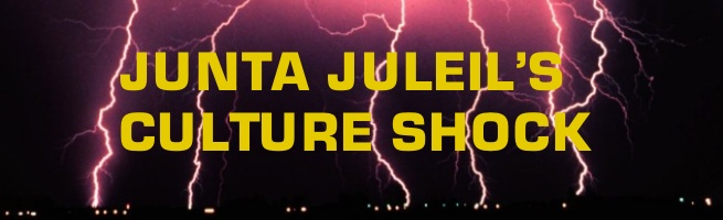 Junta Juleil&#39;s Culture Shock