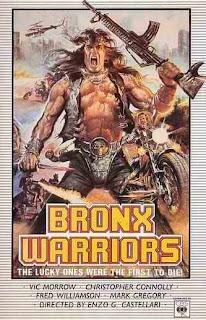 Walter Rizzati 1990 I Guerrieri Del Bronx