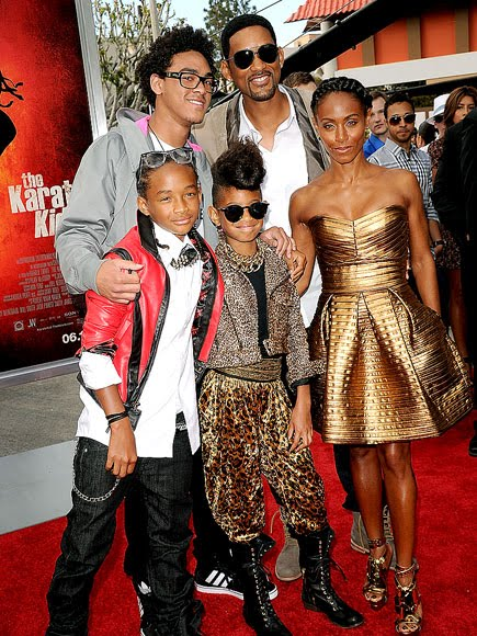 will smith and family photos. Will Smith, Jada Pinkett-Smith