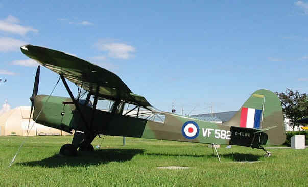 Taylorcraft Series Specification Data and History | Aircraft Wallpaper