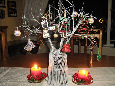 Individual Christmas Tree Lights