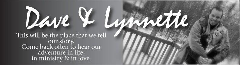 lynnette & dave's blog