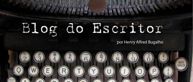 Blog do Escritor