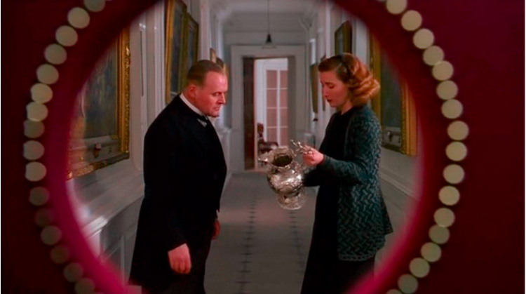 persephone the cheshire cat the remains of the day james ivory 1993. Black Bedroom Furniture Sets. Home Design Ideas