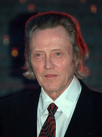 christopher walken hot dog essay