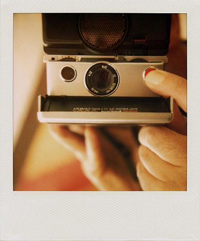 buffet complet le retour du polaroid. Black Bedroom Furniture Sets. Home Design Ideas