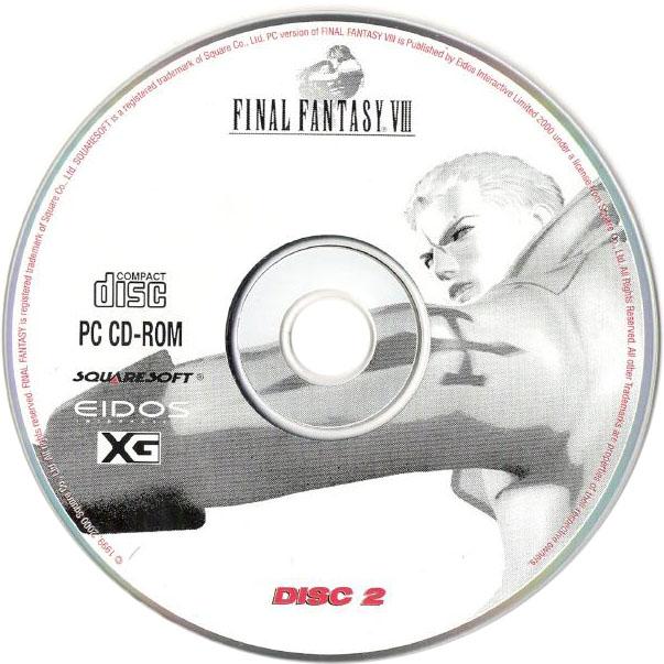 Final Fantasy 8 Torrent