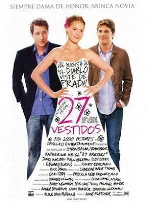 27 vestidos (2008) online y gratis