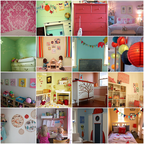 Kids room wall for kids room decoration
