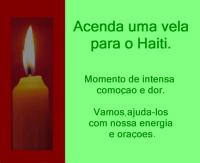 UMA LUZ PARA O HAITI...