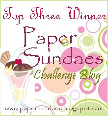 Top 3 at Paper Sundaes