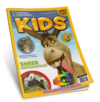 National Geographic Kids Nº5 Julio 2010