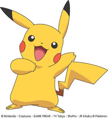 O que é Pokémon? Pikachu2