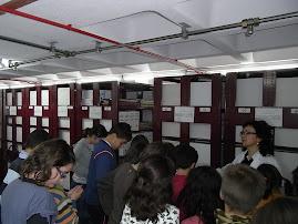 Visitamos el Archivo Histórico