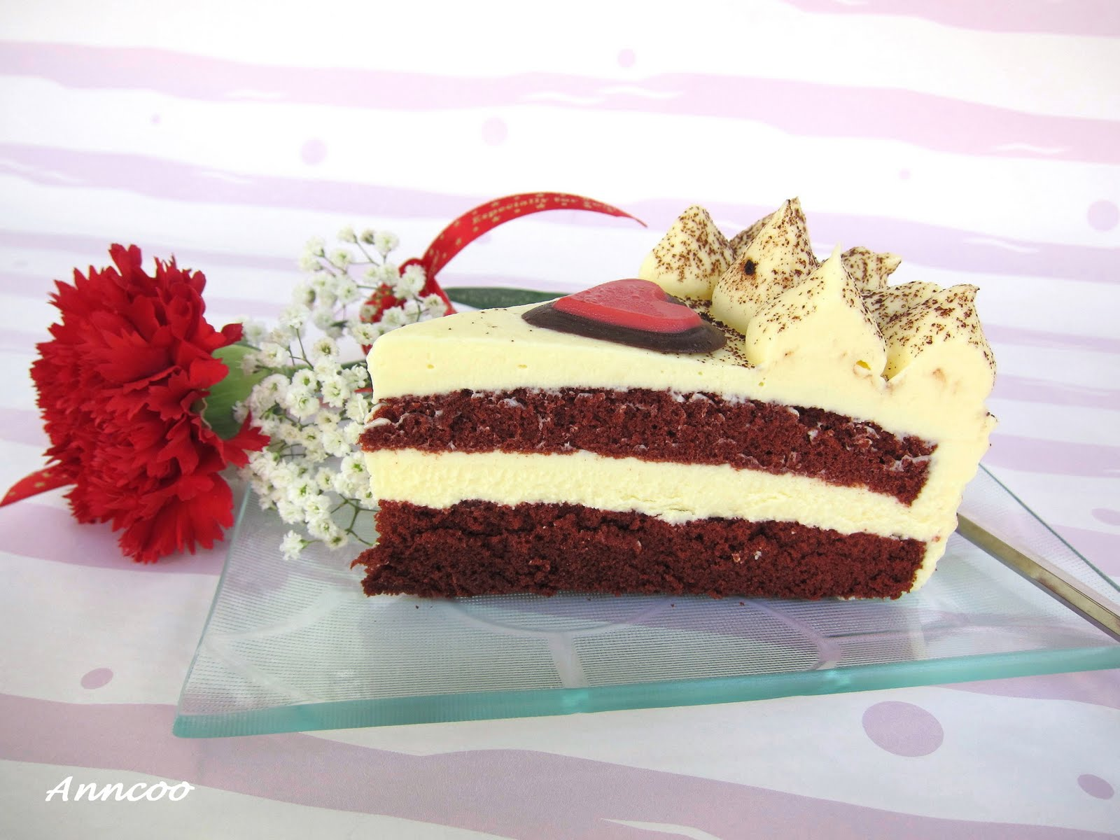 Chocolate Sponge Cake With Cream Cheese Frosting Anncoo Journal