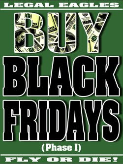 BUY BLACK FRIDAYS: