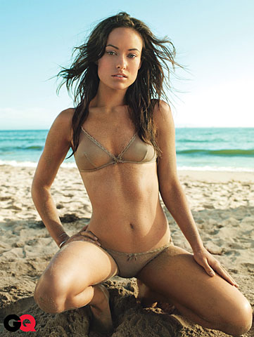 Olivia Wilde In GQ Magazine Picture
