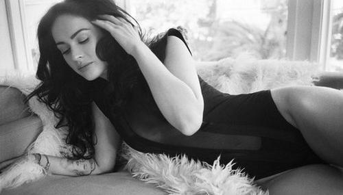 Megan Fox Rolling Stone Magazine Pictures