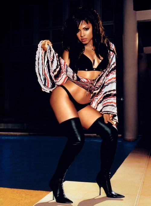 Christina Milian  King Magazine Pictures