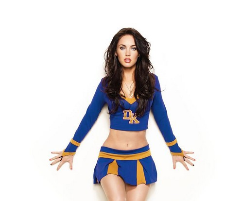 Megan Fox Cheerleader Pictures