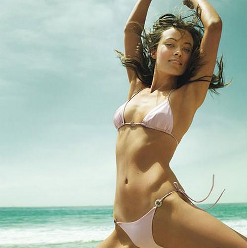 Olivia Wilde Bikini Pictures Photo Shoot
