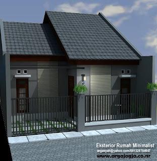 Dsain Rumah on Desain Rumah 123  Gambar Desain 3d Rumah Minimalis