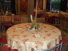 Mesas y Mantelerìa