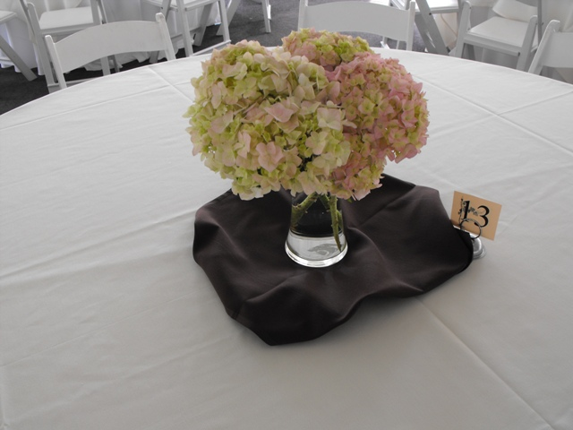 Cheap chic bride centerpieces the undecided