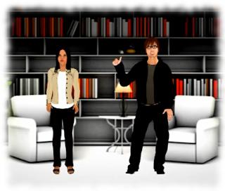 Alicia y Bernardo son los anfitriones de intypedia