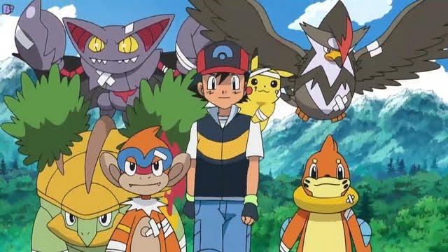 Phim hoạt hình Pokemon phần 10,11,12,13 720p HD link torrent