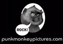 Punkmonkey Logo
