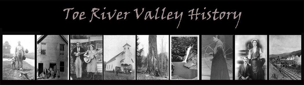 Toe River History