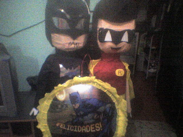 PIATA super heroes