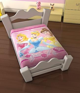 cobertor princesa