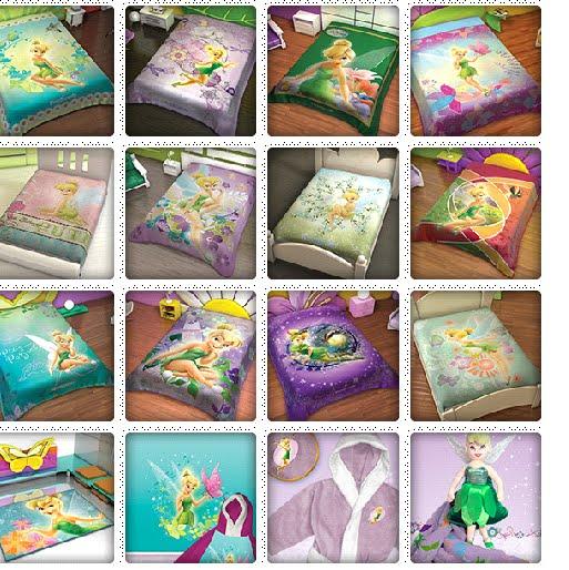 cobertores Campanita