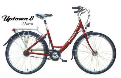 Image of Breezer bicycle