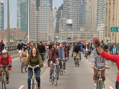 Image of Critical Mass in Toronto