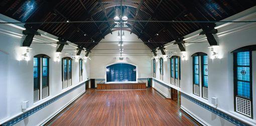 Halls And Venues