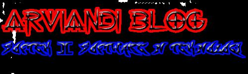 Arviandi Blog