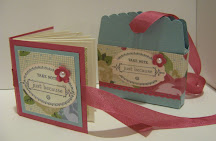 'Just Because' Pocket Gift Set Tutorial