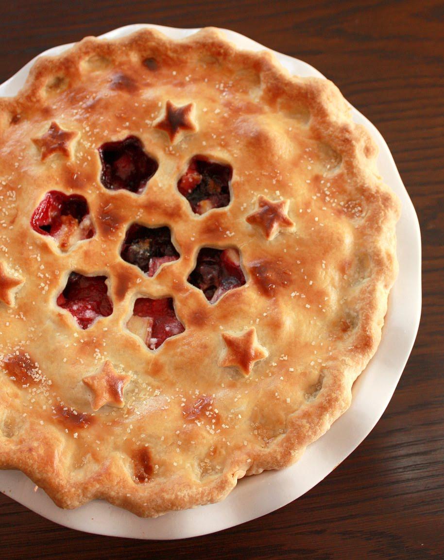 APPLE A DAY: Perfect Pie Crust (Pate Brisee)