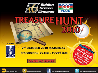 GSC-100Plus '2010 Treasure Hunt' Challenge