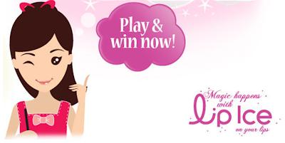 LipIce 'Magic Happens with LipIce' Contest