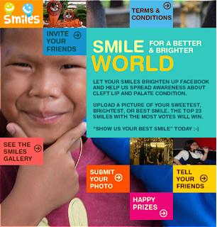 ING 'Smiles' Contest