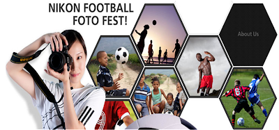 Nikon 'Football Foto Fest' Competition