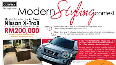 Guocera 'Modern Styling' Contest