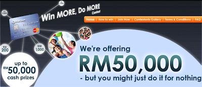 OCBC 'Win More, Do More' Contest