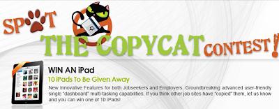 JobsDB Malaysia 'Spot the Copycat' Contest