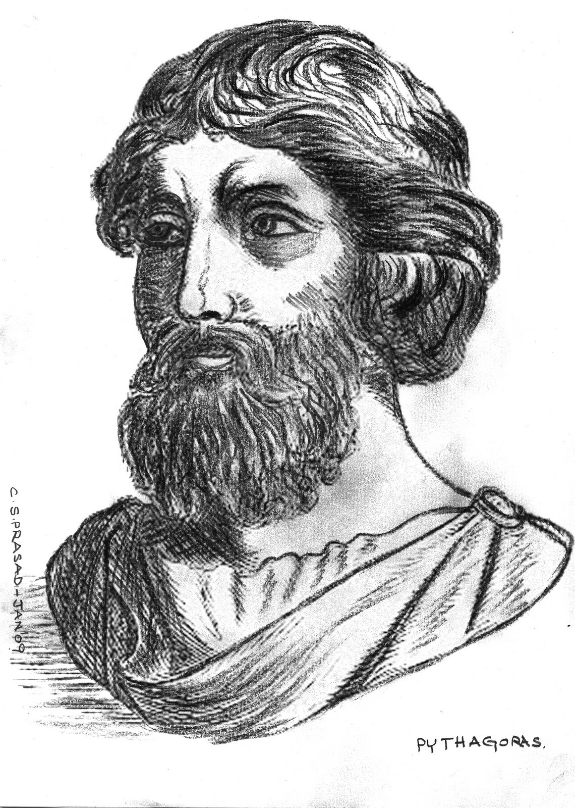 the life of pythagoras of samos Pythagoras born: about 569 bc in samos, ionia died: about 475 bc pythagoras, a native of the island of samos, was one of the important men that ever lived.
