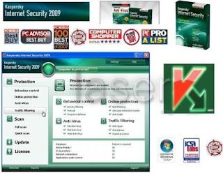 Kaspersky antivirus full download 2009